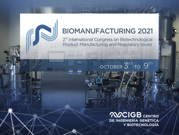 Event - 1st International Congress on Biotechnological Product Manufacturing
