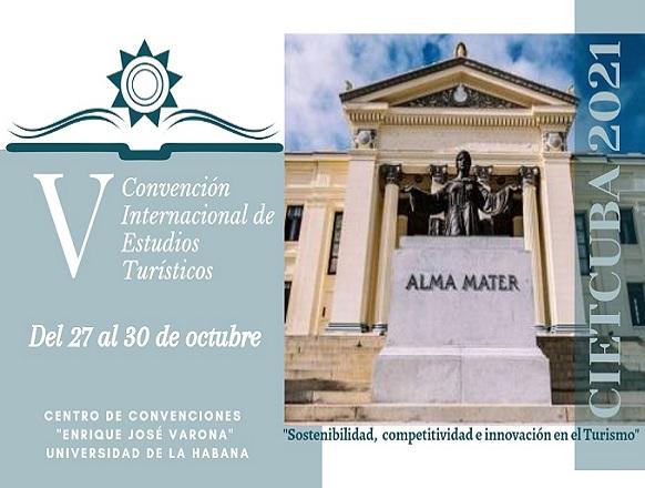 Evento - 5ta CONVENCIÓN INTERNACIONAL DE ESTUDIOS TURÍSTICOS