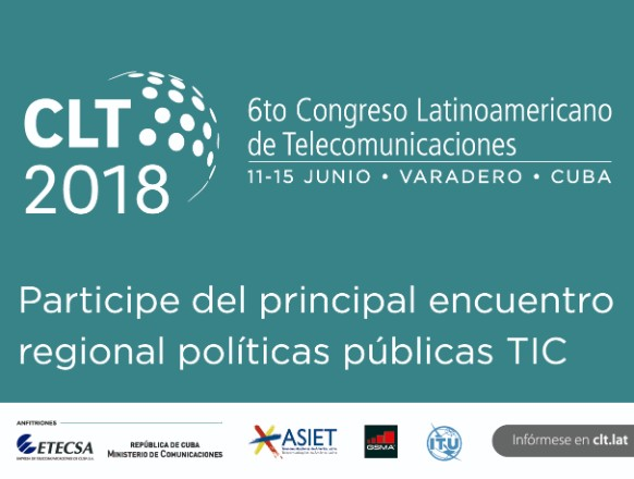 Event - Congreso Latinoamericano de Telecomunicaciones