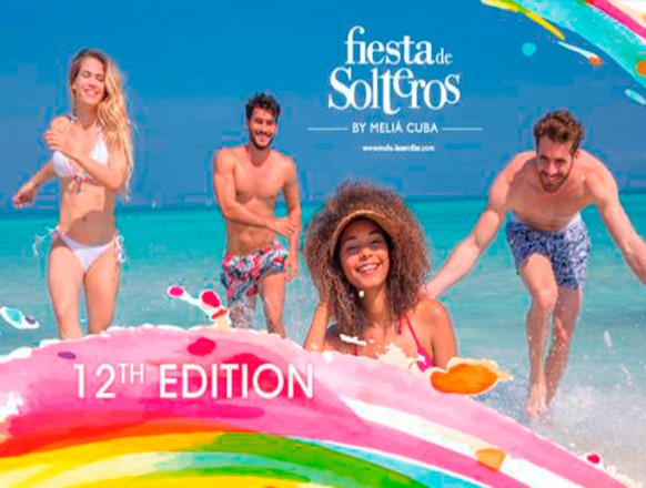 Eventos en Cuba - Fiesta de Solteros Meliá Cuba