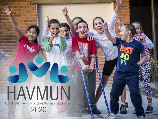 Events in Cuba - HAVMUN2020