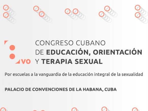 Event - 8vo Congreso Cubano de Educación, Orientación y Terapia Sexual
