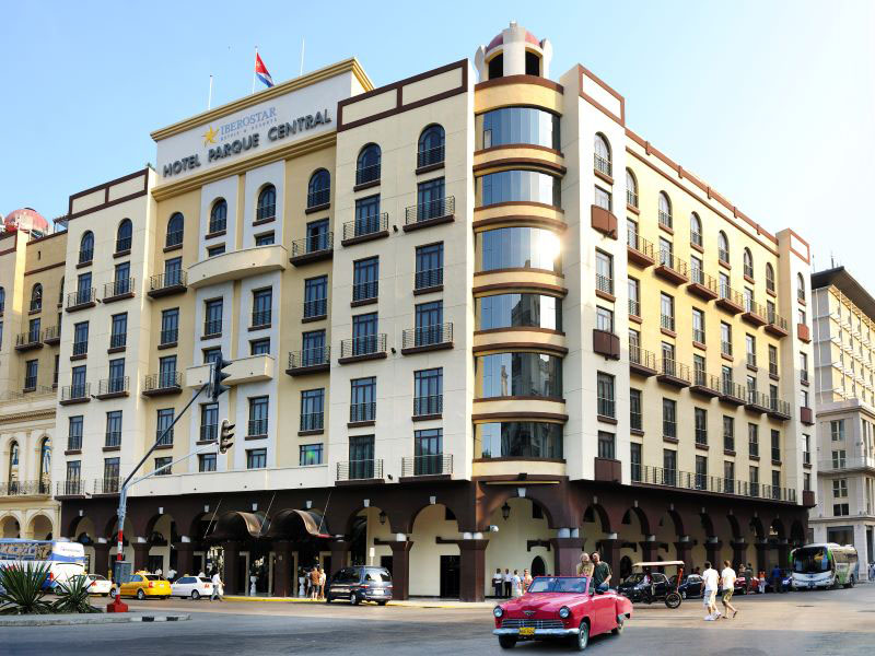 Promocional virtual Hotel Iberostar Parque central