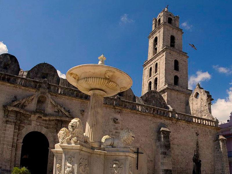Tour virtual Habana Vieja