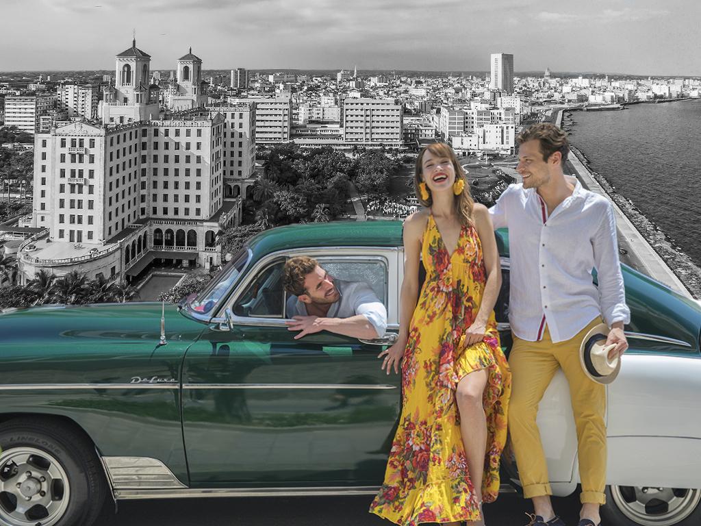 Programa para grupos en Cuba - Havana Vintage