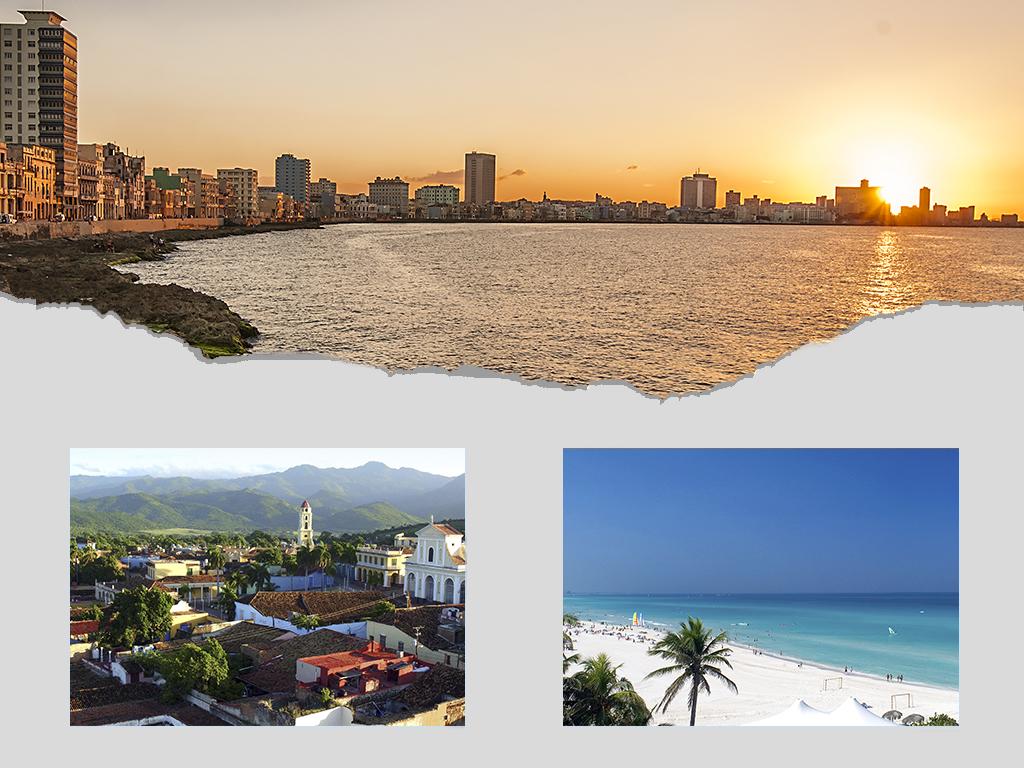 Programa para grupos en Cuba - Havana-Cienfuegos-Trinidad-Varadero