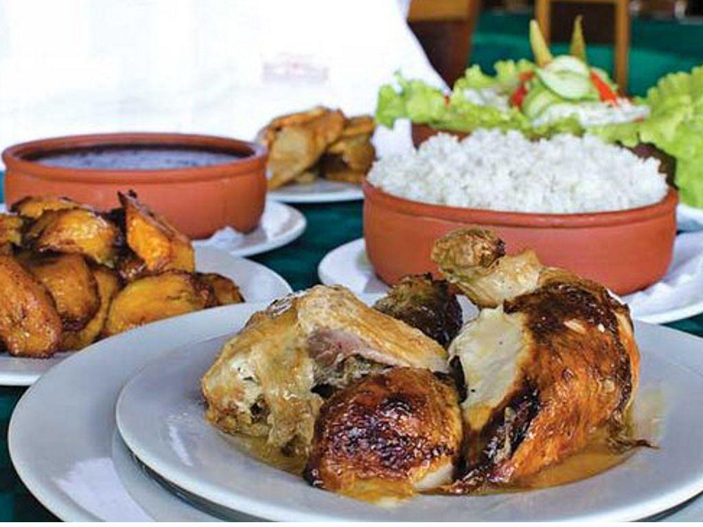 Programa - Cuban culinary route